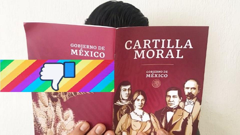 Photo of Comunidad Gay Preocupada Por Cartilla Moral De AMLO Que Los Excluye