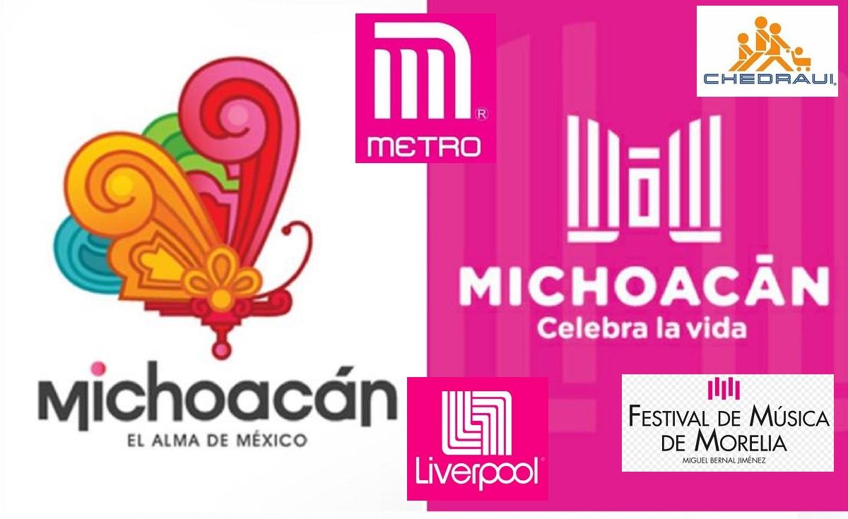 Photo of El Nuevo Logo Turístico De Michoacán Causa Polémica …Y Repulsión!