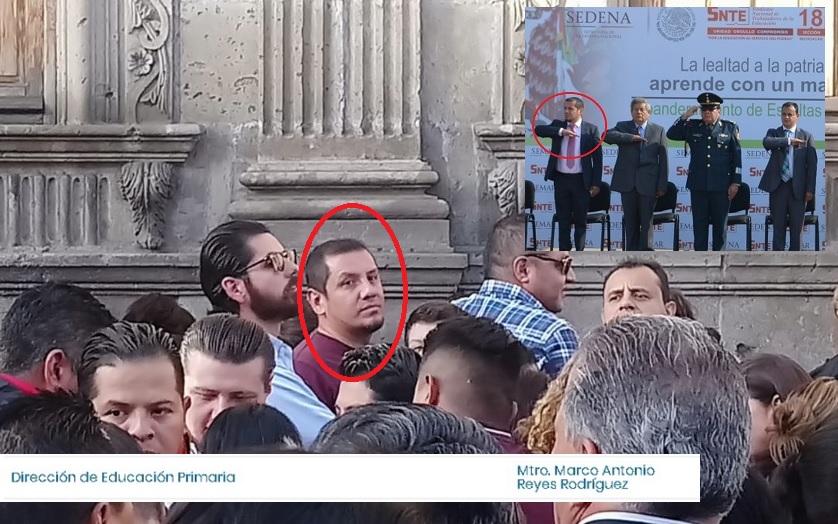 Photo of #Morelia Identifican A Funcionarios Entre Los Manifestantes A Favor De Silvano