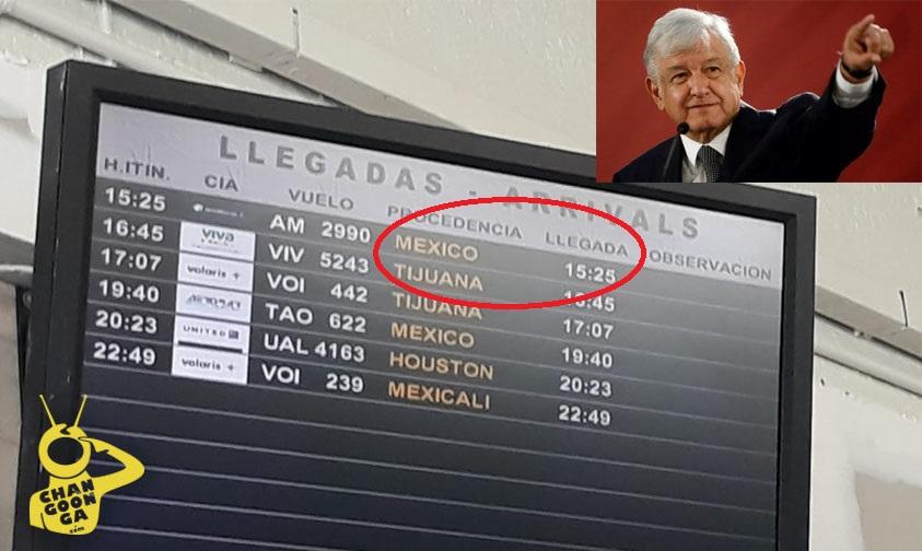 Photo of #Morelia El Arribo De AMLO Al Aeropuerto Está Programado A 3:25 Pm