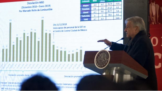 Photo of AMLO Asegura Que Plan Contra Huachicol Ha Generado 2 Mil 500 MDP De Ahorro
