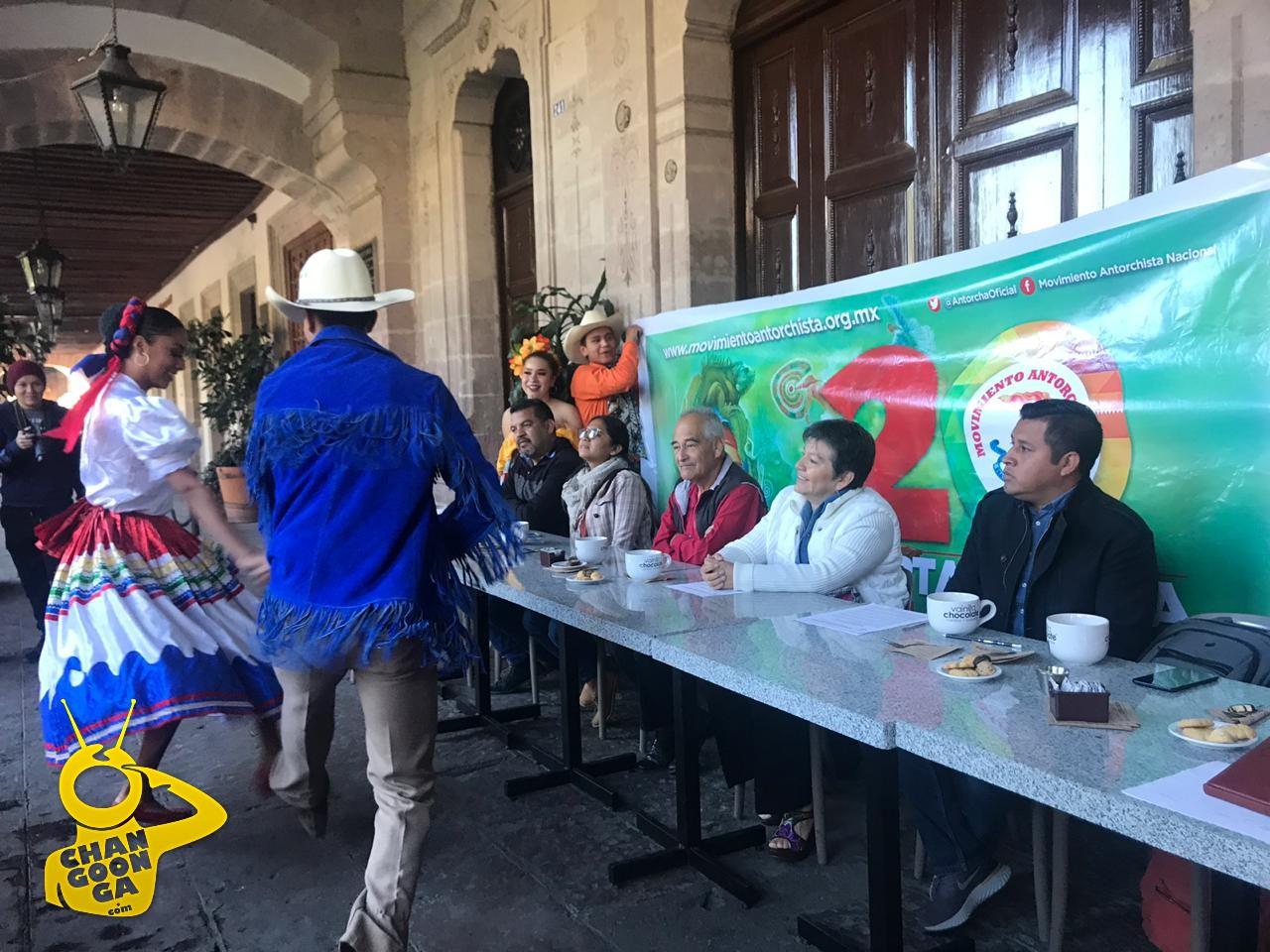 Photo of #Michoacán Movimiento Antorchista Invita A 20ª Espartaqueada Cultural