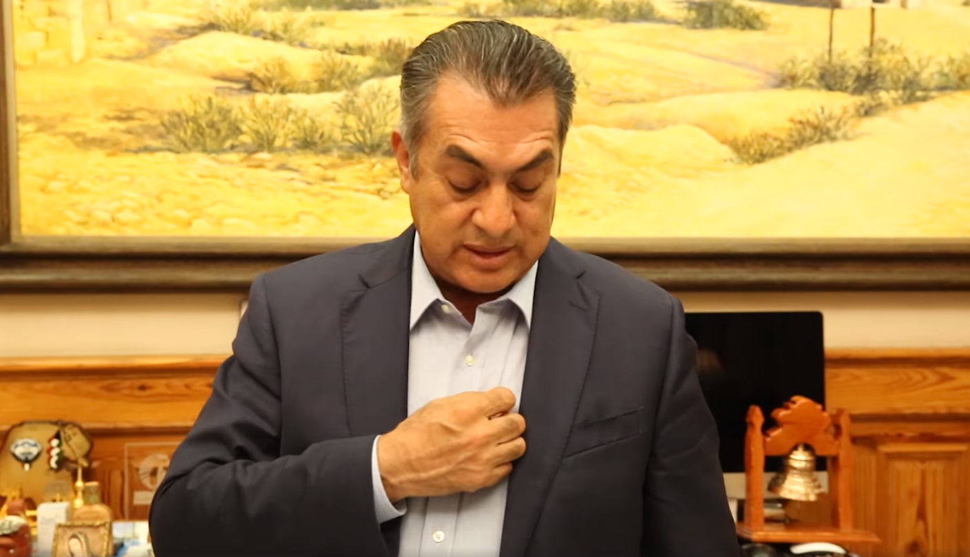 "Photo of #Video ""El Bronco"" Se Disculpa Y Aclara Video De La Cadenita"