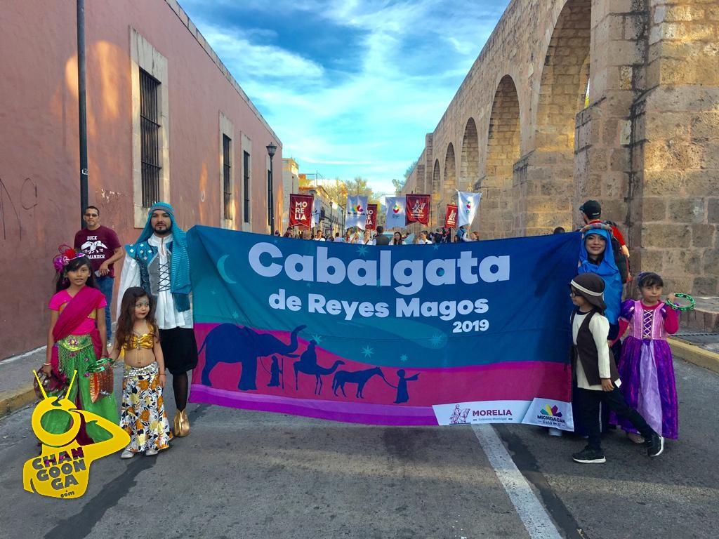 Photo of #Morelia Todo Listo Para La Cabalgata De Reyes Magos