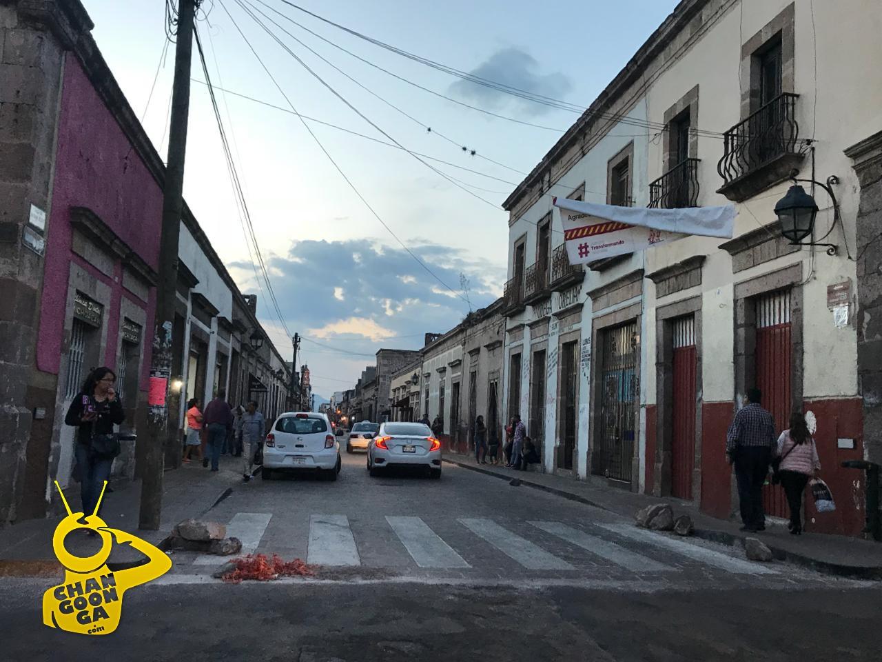 Photo of #Morelia Esta Semana Abrirán Paso En Tres Vialidades Del Centro Histórico