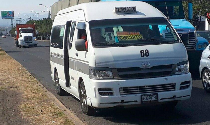 Photo of #Morelia Disminuyen Unidades De Transporte Público, 60 % Sin Funcionar: Pasalagua