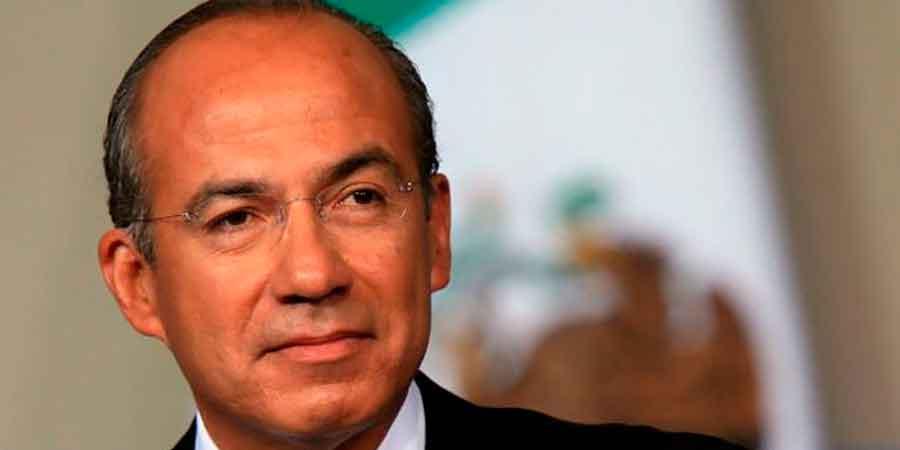 """Photo of """"AMLO No Es Honesto, Calumnia Y Acusa Sin Pruebas"""": Felipe Calderón"""