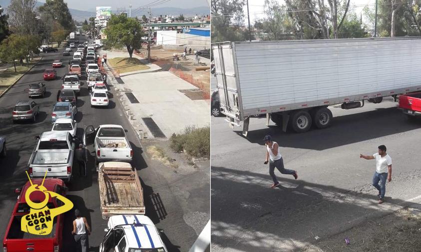 Photo of Morelianos Causan Caos En Gasolineras Y Hasta La Hacen De Tránsitos