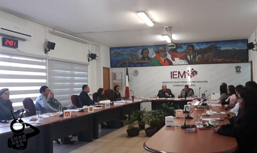 IEM Michoacán 2019