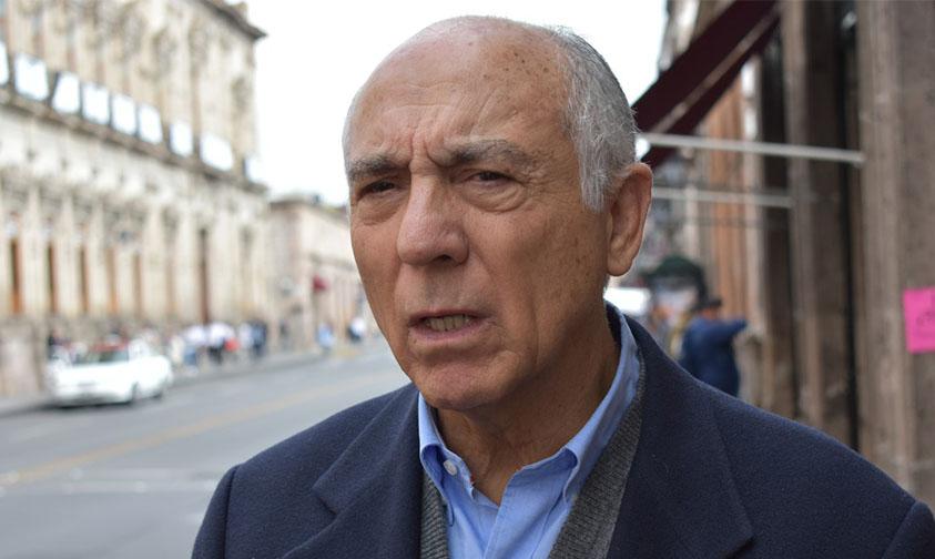 Luis Manuel Antúnez Oviedo Michoacán