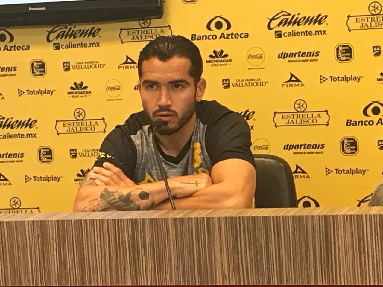 """Photo of #Morelia """"Se Le Da Mucha Más Importancia A La Liga"""": Mario Osuna"""