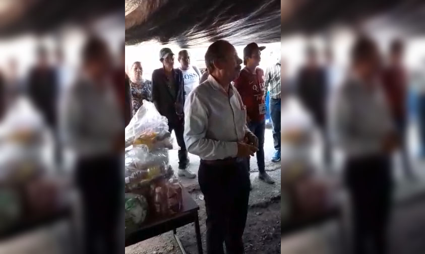 Photo of Morena Detrás Del Bloqueo A Vías Ferroviarias En Michoacán