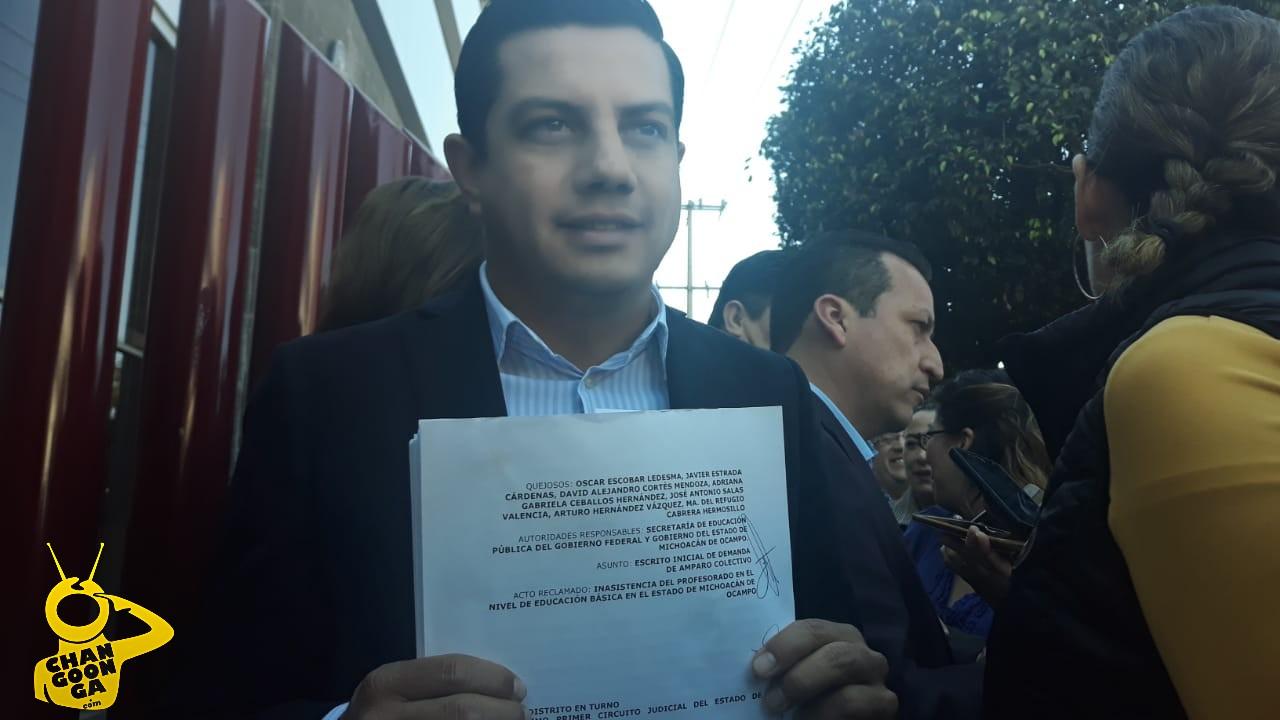 Photo of #Michoacán PAN Presenta Amparo Colectivo Por Incapacidad De Gobiernos Ante Bloqueos CNTE