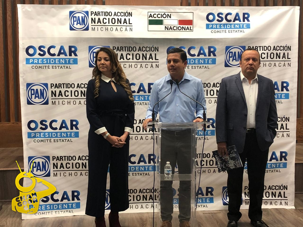 """Photo of #Michoacán PAN Llama """"Débil"""" A Administración De AMLO"""