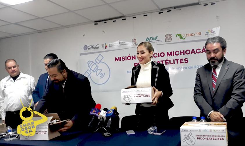 Photo of #Michoacán Estudiantes Podrán Construir Satélites Con Ayuda De Agencia Espacial Mexicana