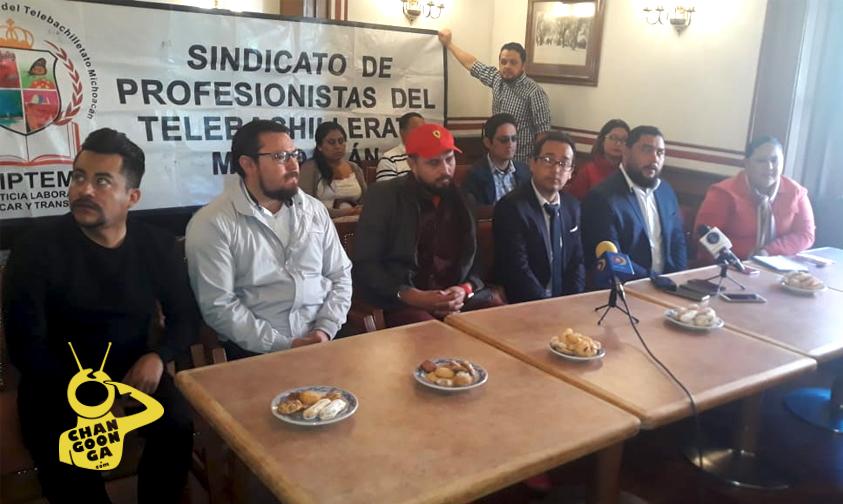 Photo of #Michoacán Sindicato De Telebachillerato Pide Auditoría Por Deuda De Millones