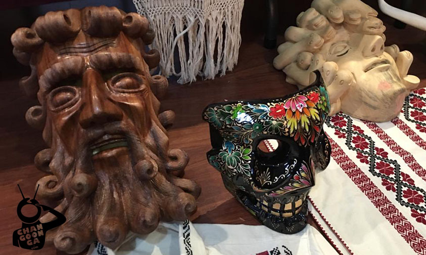 Photo of #SomosMichoacán 1a. Expo Tócuaro Artesanal: Máscaras, Textiles & Muebles