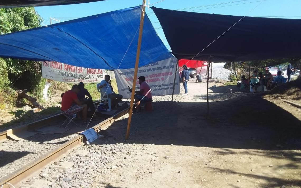 Photo of #Michoacán CNTE Confirma Liberarán Vías, Pero Plantón Continuará