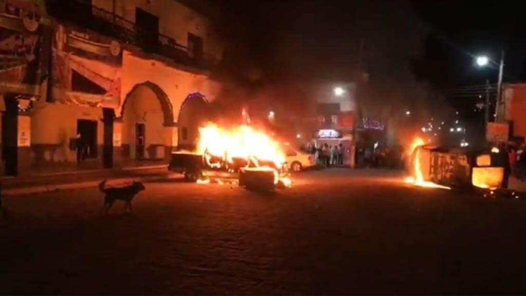 Photo of #Video En Morelos Intentaron Linchar A Supuestos Secuestradores