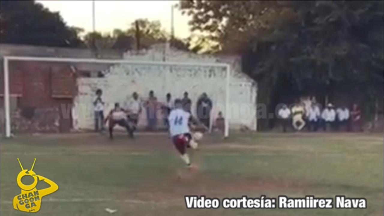 Photo of Crack! Michoacano Cobra Penalty De Forma Impreshionantí
