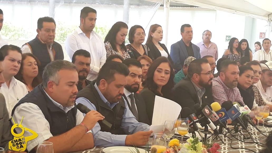 Photo of #Michoacán Ante Salida De ADN No Se Descarta Creación De Nuevo Partido Político