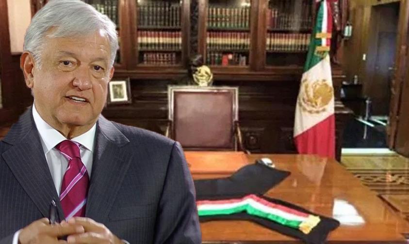 Photo of #WTF AMLO Reveló Que Mandó Hacer Limpia A Silla Presidencial