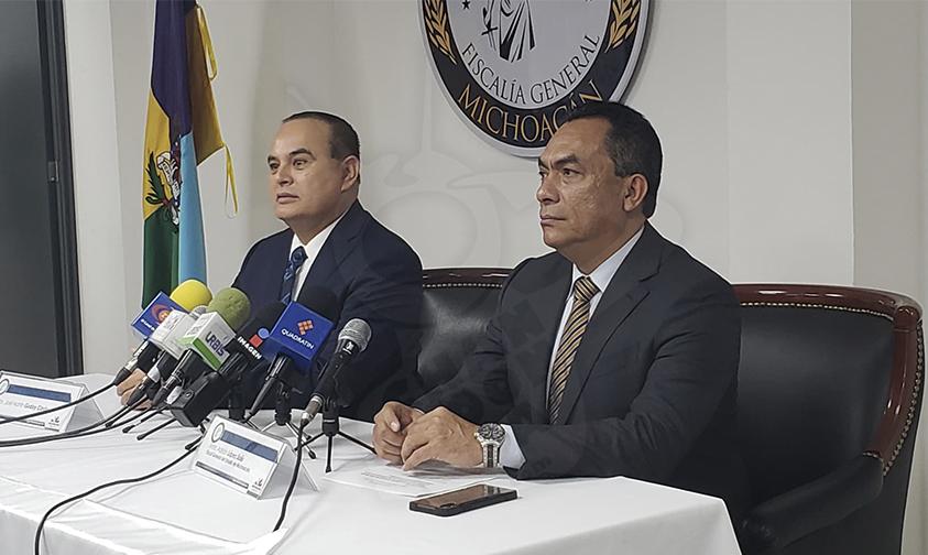 Photo of #Michoacán Gobernador No Será Jefe Del Fiscal Solo Rendirá Cuentas A Congreso