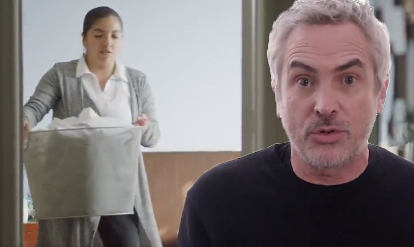 Photo of #Video Alfonso Cuarón: México Es Profundamente Racista
