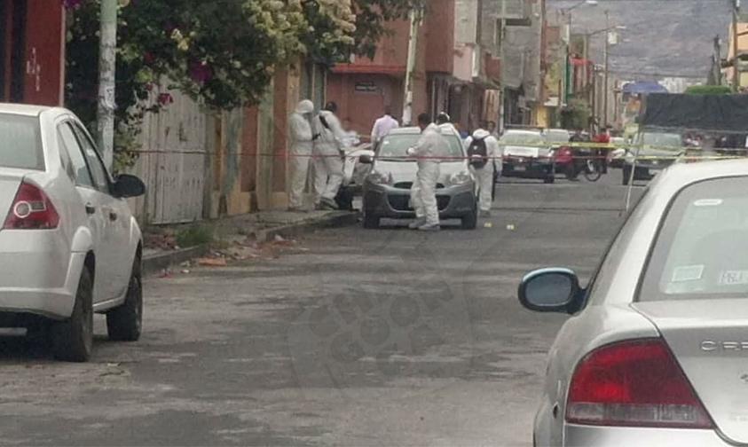Photo of #Morelia Automovilista Asesinado A Balazos En Colonia Villas Del Real
