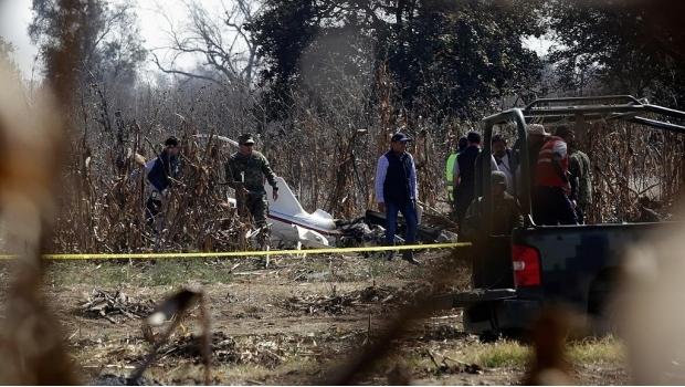 Photo of Accidente Donde Murieron Los Valle Moreno Fue Por Pieza Pirata