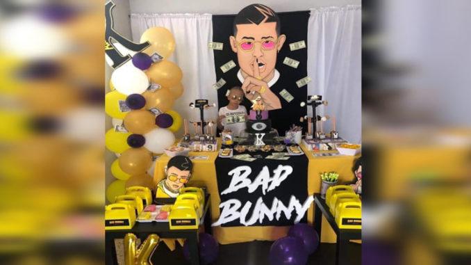 Photo of #WTF Morrito Festeja Cumpleaños Con Fiesta Temática De Bad Bunny