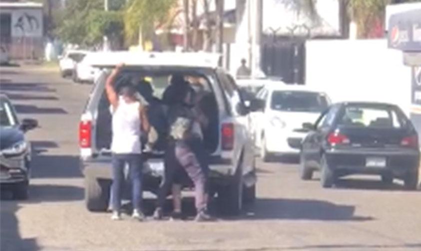 Photo of #VIDEO Captan Supuesto 'Levantón' Al Sur De Morelia
