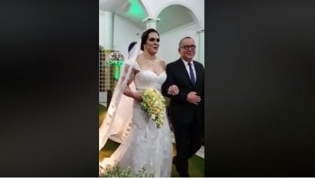 Photo of #Vídeo Novia Musculosa Es Campeona De Artes Mixtas Y Se Dice Segura De Sí Misma