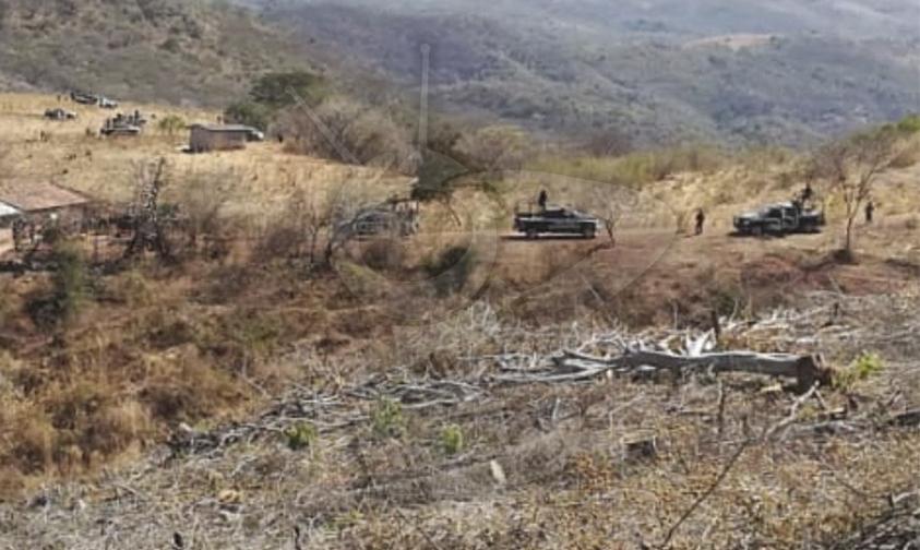 Photo of #Michoacán Hallan 5 Cadáveres Baleados Sospechan Son Los Polis De Tuzantla