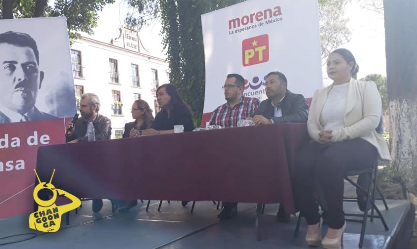 Photo of #Michoacán Mesas De trabajo Entre Municipios De Coalición Y Gobierno Estatal