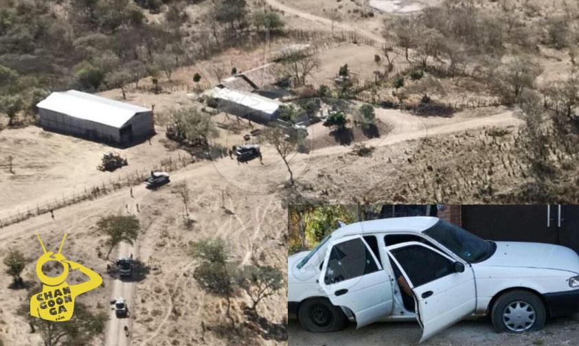 Photo of Confirman Que 4 De Los 5 Muertos Encontrados, Son Policías Desaparecidos En Tuzantla