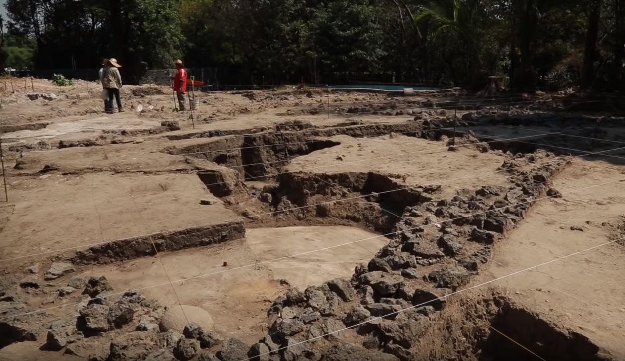 Photo of #Video Encuentran Restos De Palacio Prehispánico En Coyoacán