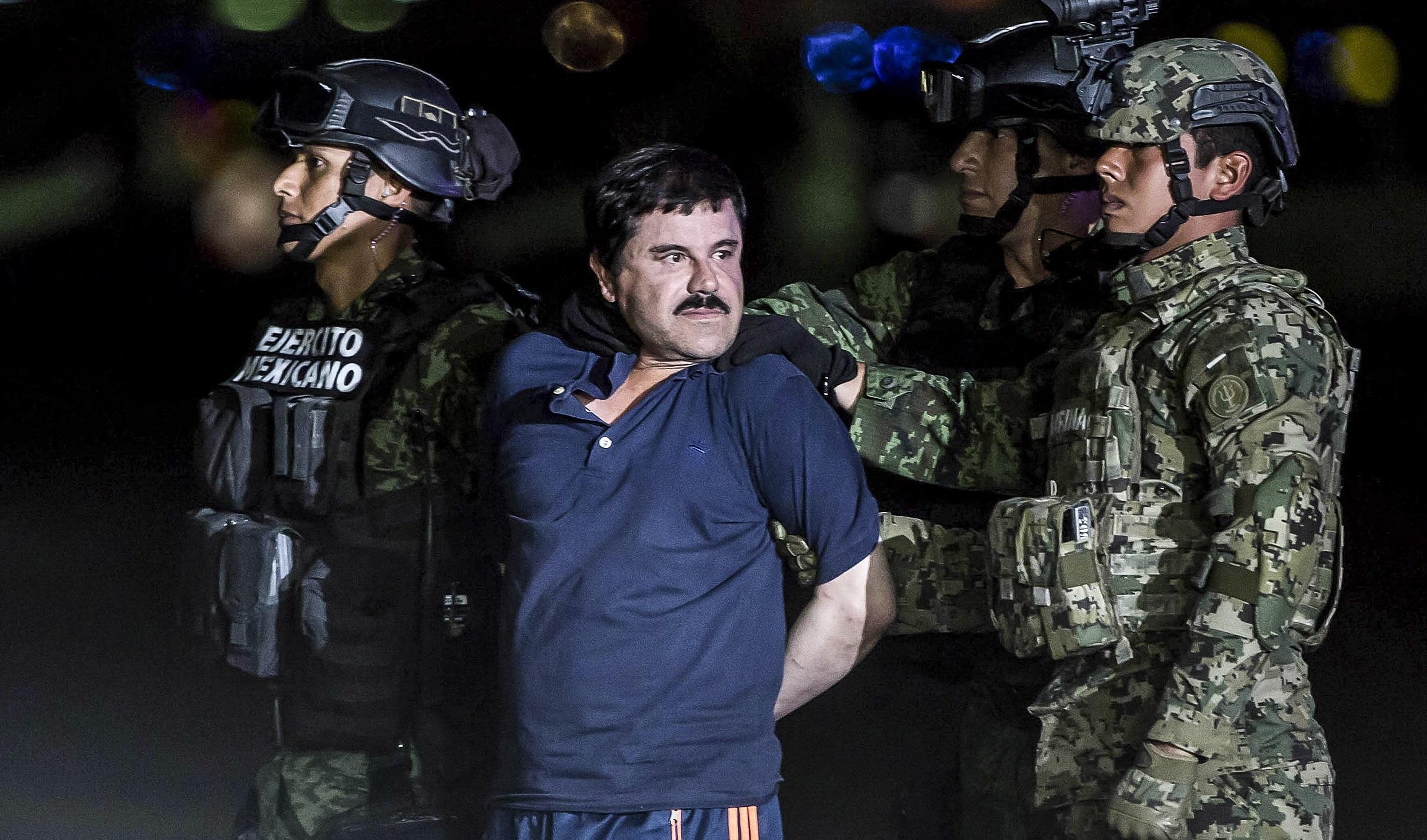 Photo of Policía Se Prepara Ante Posible Tiroteo En Veredicto De Inocencia O Culpabilidad De 'El Chapo'