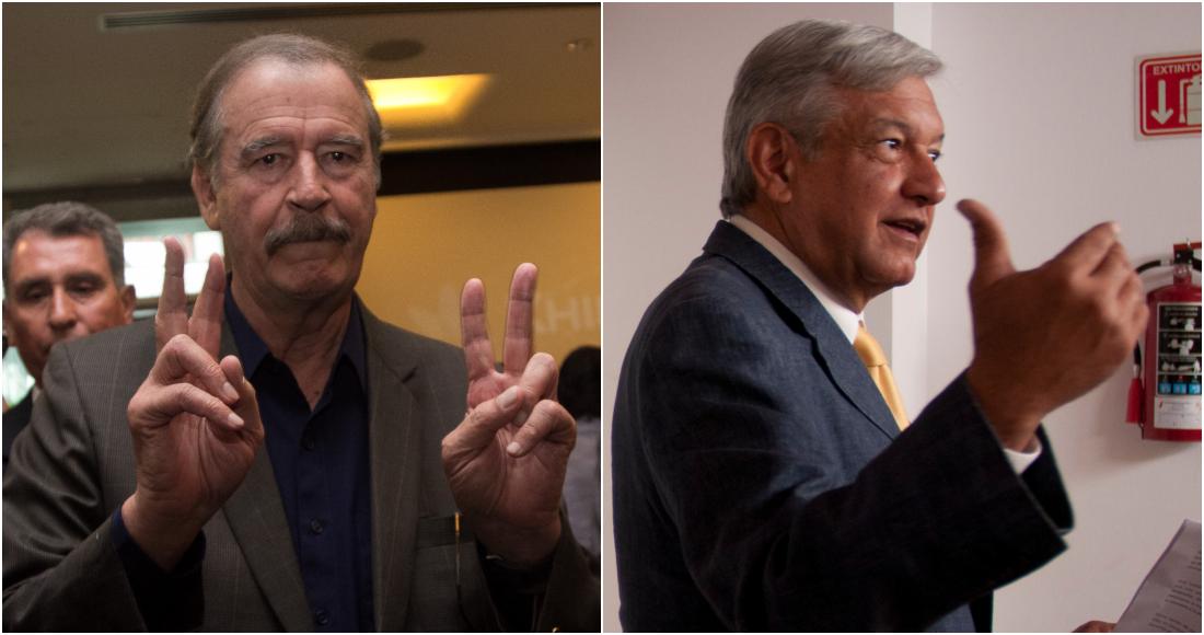 """Photo of Fox Critica A AMLO Y Dice Que Es Como """"El PRI De Hace 70 Años"""""""