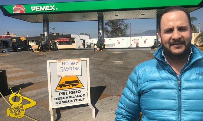 Photo of #Morelia Empresario Gasolinero Asegura Que El 40% De Estaciones Están Operando