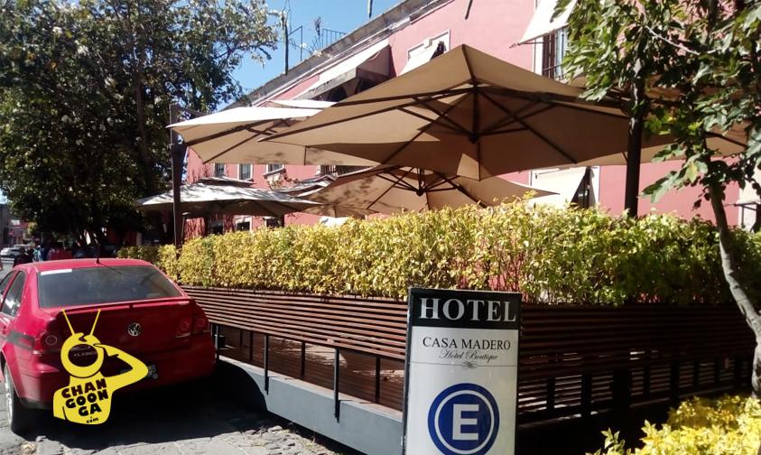 Photo of #Morelia Hotel Casa Madero Pide Un Millón Por De Indemnización Por Clausura
