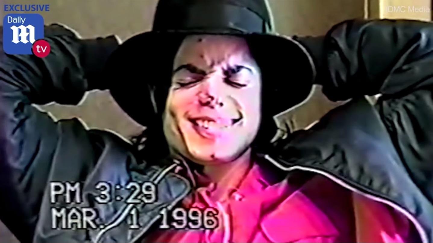 Photo of #Video De Miedo Reacciones De Michael Jackson En Interrogatorio Por Casos De Abuso Sexual
