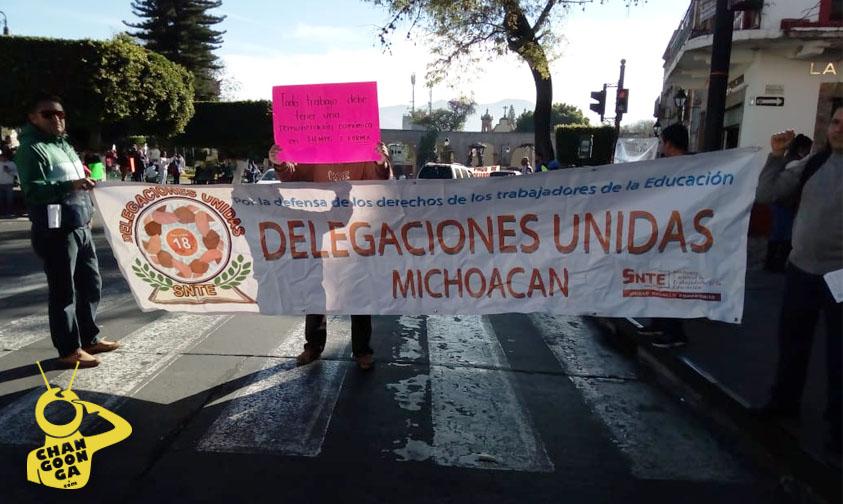 Photo of #Michoacán SNTE Suspende Clases; Al Menos 40 Mil Niños Afectados Sólo En Morelia