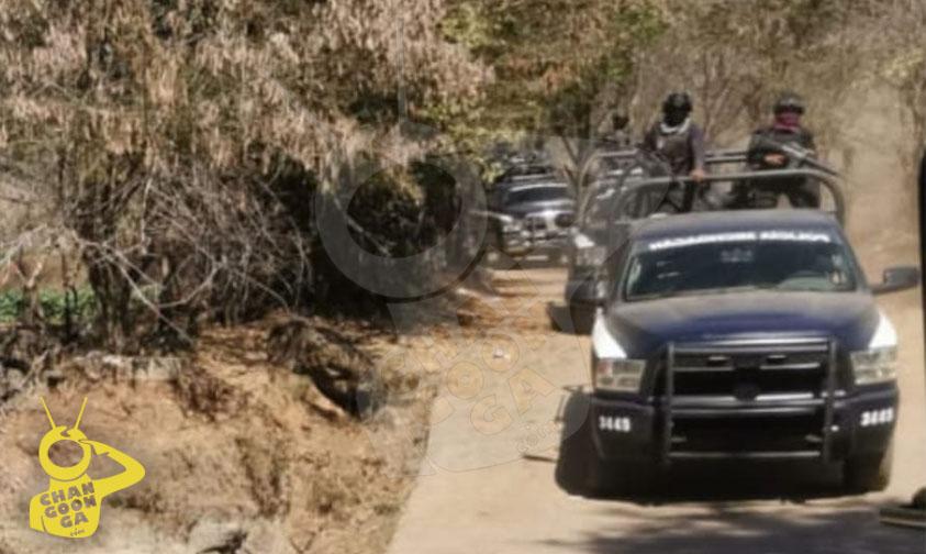 Photo of #Michoacán Por Tierra Y Aire, Buscan A 5 Policías Desaparecidos Desde El 4 De Febrero