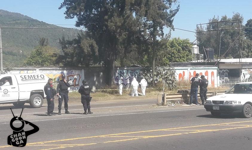 Photo of #Uruapan Identifican A Cuerpo Encostalado, Se Trata Del Comerciante Miguel De 44