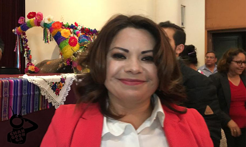 Mirna Violeta Acosta Tena Copándaro Michoacán