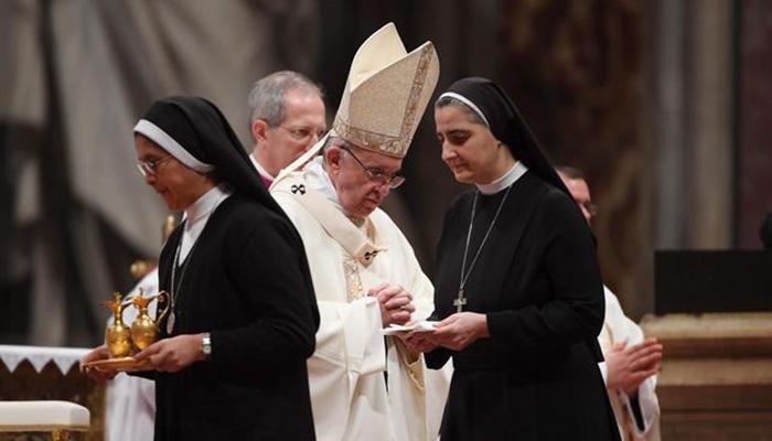 Photo of Reconoce Papa Que Curas Y Obispos Abusaron Sexualmente De Monjas