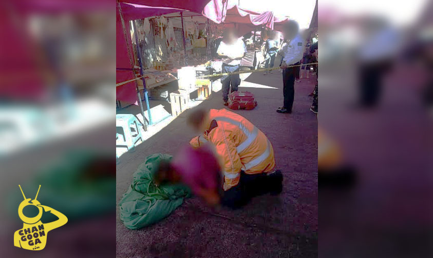 Photo of #Morelia Abuelita Sufre Infarto Y Muere Mientras Caminaba En Mercadito Ambulante