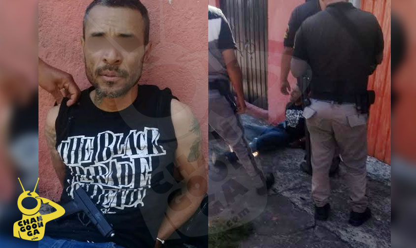Photo of #Morelia Los 'Todo Bien' Agarran A Presunto Ladrón; Tenía Pistola De Juguete