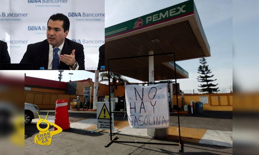 Photo of No Habrá Impacto Económico Por Desabasto De Gasolina: BBVA Bancomer